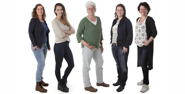 Ergotherapie team regio Ede, Wageningen, Veenendaal