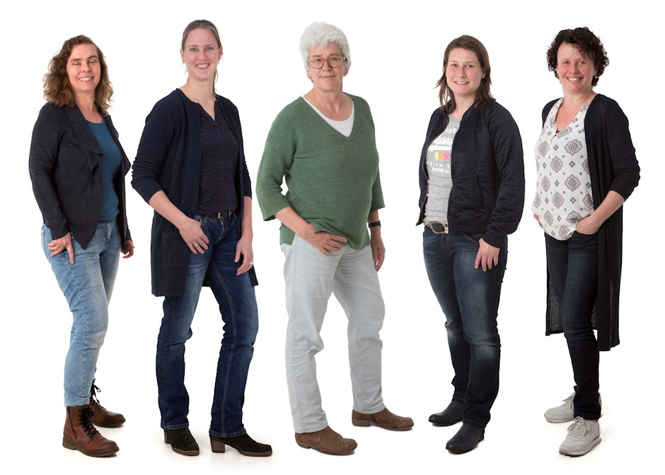 Ergotherapie team regio Ede Wageningen Veenendaal
